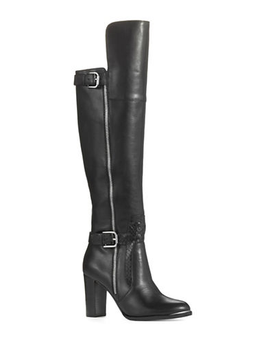 DONALD J. PLINER Quinto Riding Boots