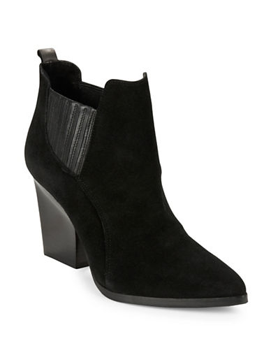 Buy Vail Suede Ankle Boots by Donald J. Pliner online