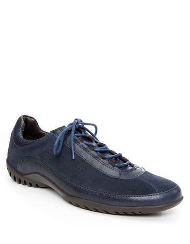 DONALD J. PLINERFarr Suede Sneakers