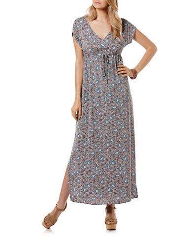 C&C CALIFORNIAPaisley Maxi Dress