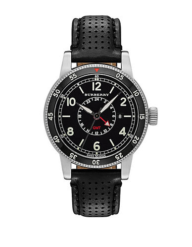 BURBERRY Mens The Utilitarian Watch