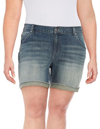 Denim Shorts plus size,  plus size fashion plus size appare