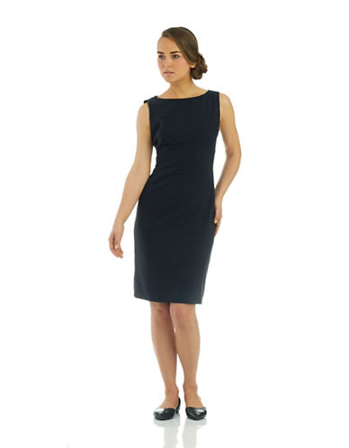 TAHARI ARTHUR S. LEVINESleeveless Sheath Dress