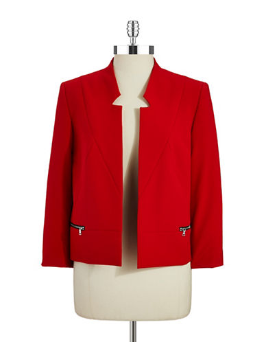 TAHARI ARTHUR S. LEVINENotched Collar Blazer