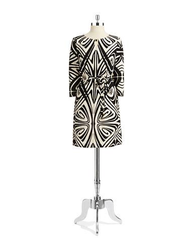Shop Tahari Arthur S. Levine online and buy Tahari Arthur S. Levine Edward Shift Dress dress online