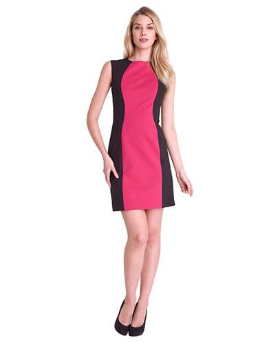 TAHARI ARTHUR S. LEVINELeslie Colorblock Sheath Dress
