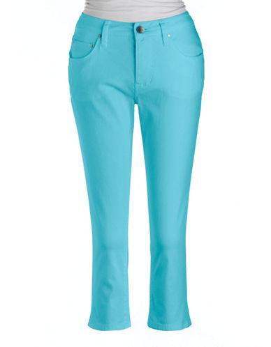 JAGChloe Skinny Capri Pants