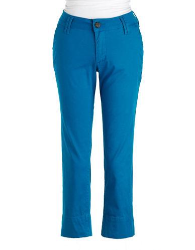 JAGMaitland Slim Fit Cropped Pants