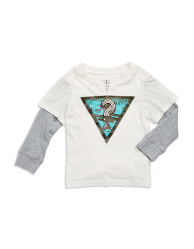 GUESSBoys 2-7 Graphic Layered Tee