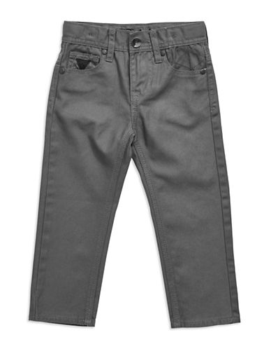 GUESS Boys 2-7 Straight Leg Jeans