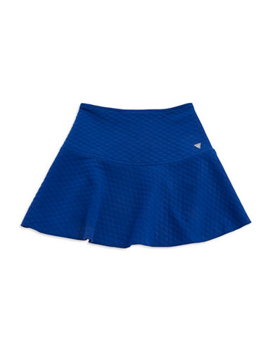 GUESSGirls 7-16 Quilted Skater Skirt