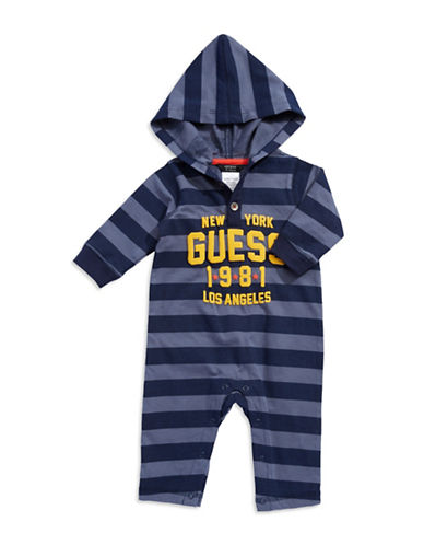 GUESSStriped Coverall
