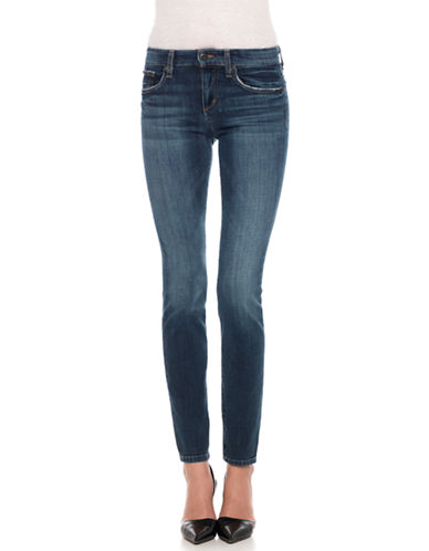 JOE'S JEANSGenna Straight Leg Ankle Jeans