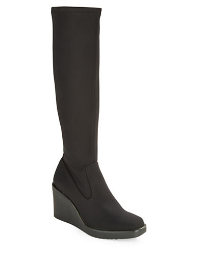 Buy Dahlia Wedge Boots by Donald J. Pliner online