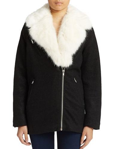 SANCTUARYMoto Style Coat