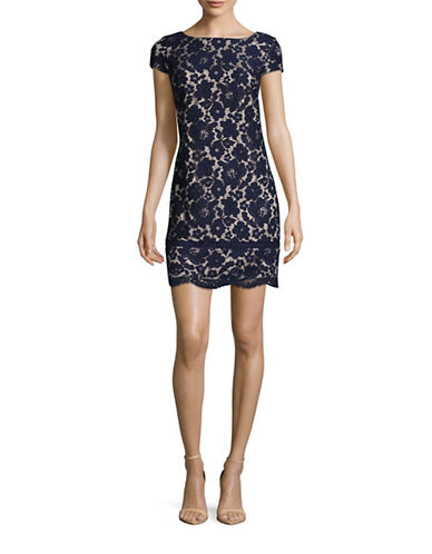 floral lace dress lord taylor