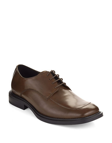 KENNETH COLE NEW YORKMerge Leather Oxfords - Smart Value