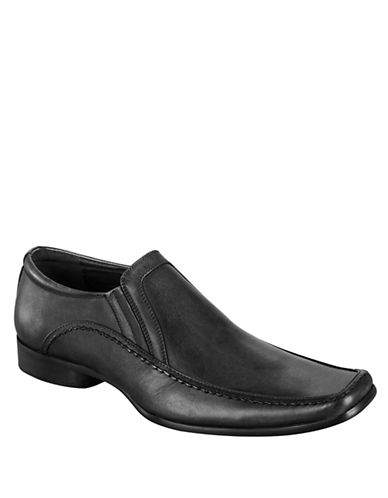 KENNETH COLE REACTIONKey Note Leather Loafers