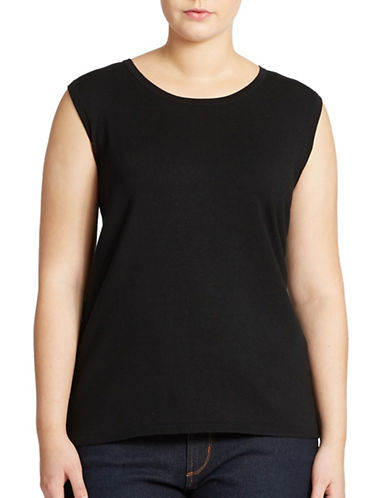Grace Elements Plus Plus Sleeveless Shell Top