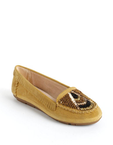 HOUSE OF HARLOW 1960Millie Beaded Moccasins