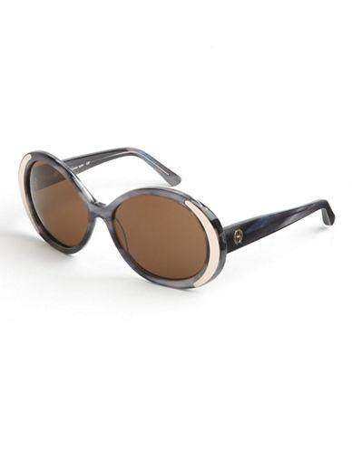 HOUSE OF HARLOW 1960Nicole Round Sunglasses