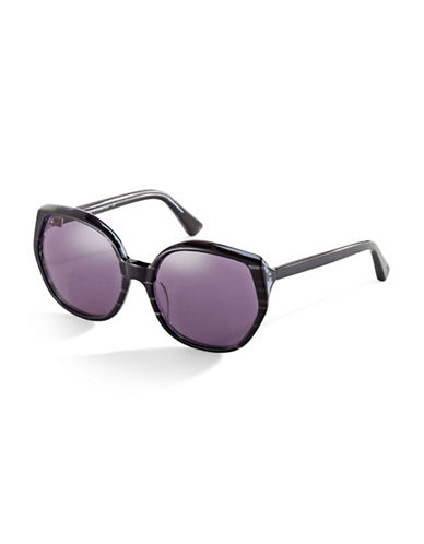 House Of Harlow 1960 Donnie 56mm Round Sunglasses