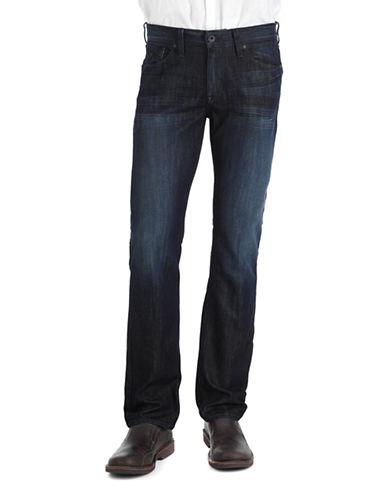 GUESSLincoln Slim-Fit Straight-Leg Jeans