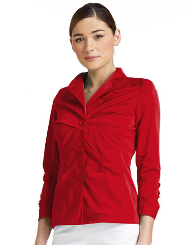 LAFAYETTE 148Couture Cloth Brandy Jacket