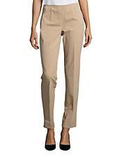 Skinny Pants For Women High Waisted Pants Sateen Pants