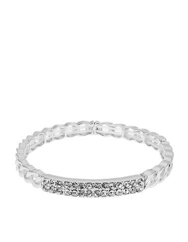 PANACEAPave Stretch Bangle Bracelet