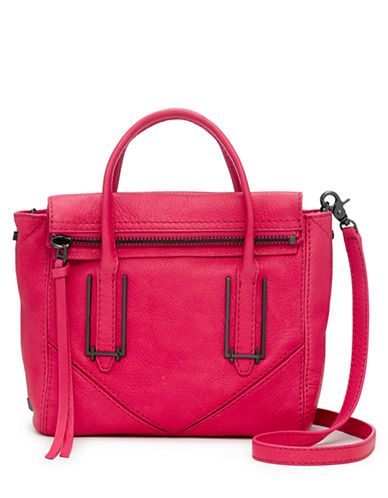 BOTKIER Delancey Leather Small Satchel