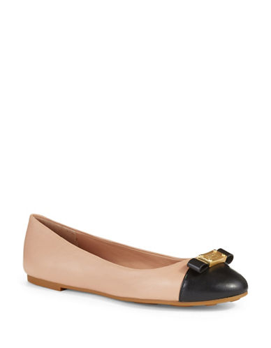 MARC BY MARC JACOBS Colorblocked Ballet Flats