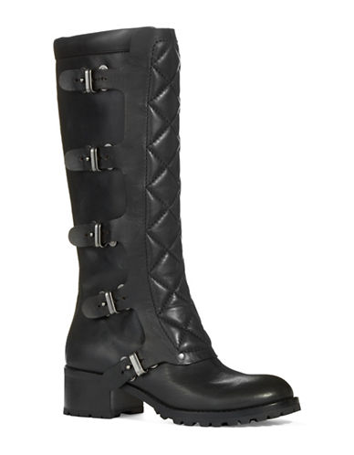 MARC BY MARC JACOBS Buckle Riding Boots