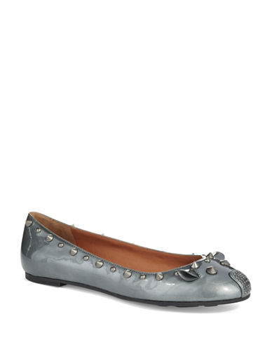 MARC BY MARC JACOBS Studded Flats