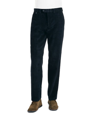 BLACK BROWN 1826 Tailored Fit Chino Pants