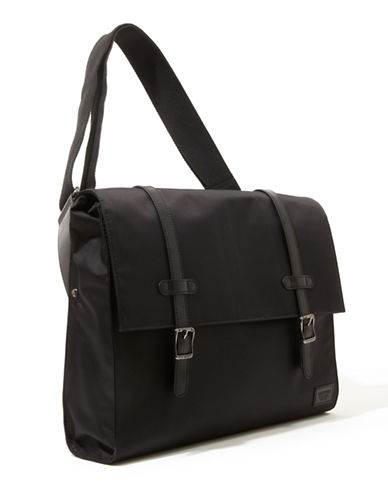 STEVE MADDENMicro Nylon Messenger Bag