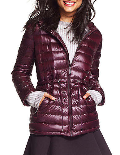 DKNY Packable Jacket