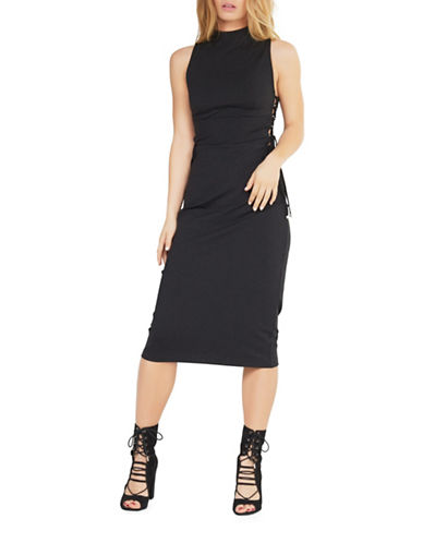 Rochie midi KENDALL & KYLIE Lace Up