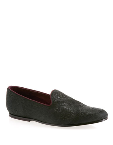 TED BAKERTreep Patterned Slippers
