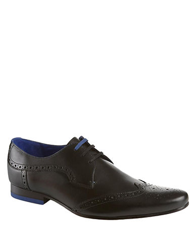 TED BAKER Hann Leather Brogue Oxfords