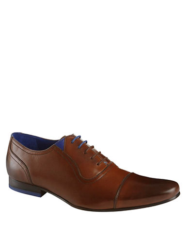 TED BAKERRogrr Leather Oxfords