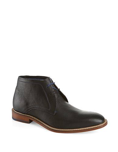 TED BAKERTorsdi Leather Ankle Boots
