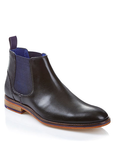TED BAKER Camroon Leather Chelsea Boots