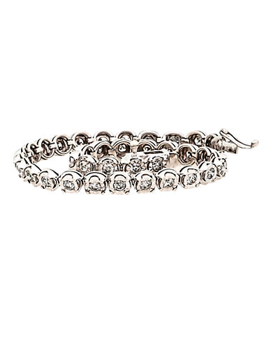 LORD & TAYLORDiamond And Sterling Silver Tennis Bracelet, 2.0 TCW