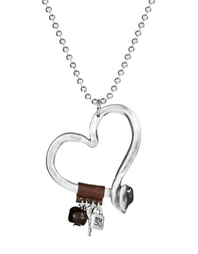 UNO DE 50 Heart Pendant Necklace