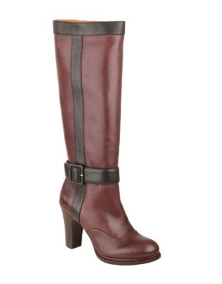 Chie Mihara Bibi Leather High-Heel Boots