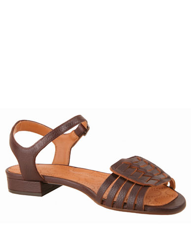 CHIE MIHARAIon Leather Sandals