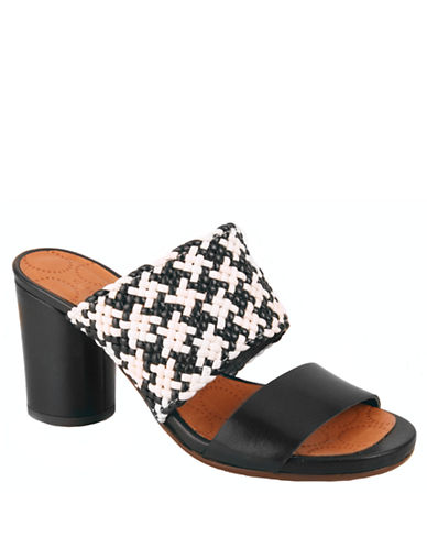CHIE MIHARAItaichi Leather Heeled Sandals
