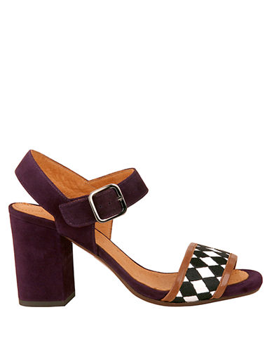 CHIE MIHARARumba Leather Sandals