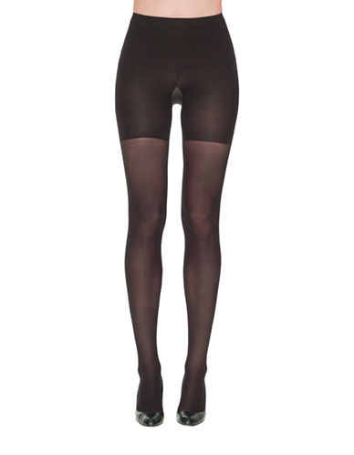 SPANX Tight End Heathered Contrast Tights